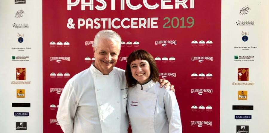 """La Miglior Pasticciera d'Italia – Francesca Castignani Unica Donna a Riceve le """"Tre Torte"""""""