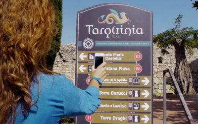 Segnaletica Turistica Interattiva