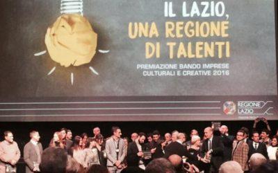 Chef Susie vince il premio Imprese Culturali e Creative