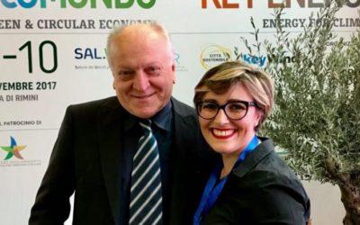 Innovazione per l'Ambiente a Ecomondo di Rimini