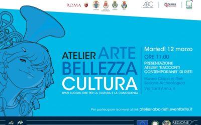 """Skylab Studios vince il Bando """"Atelier Arte, Bellezza e Cultura"""""""