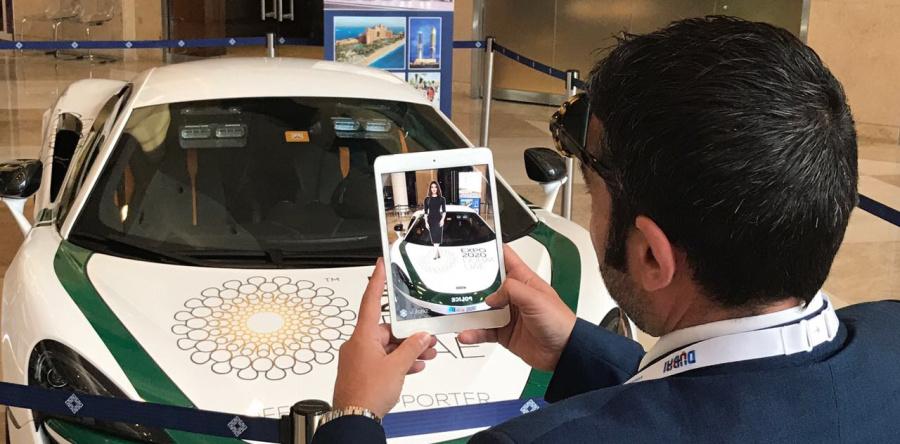 Realtà Aumentata per Dubai 2020