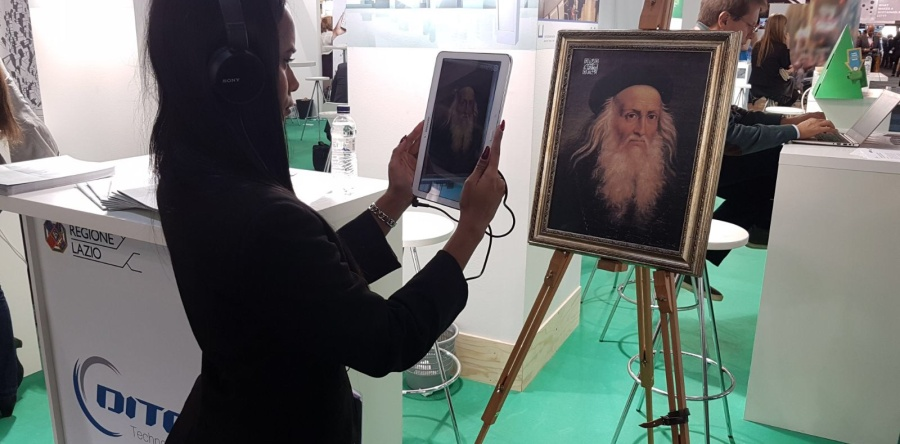 Leonardo Da Vinci allo Smart City Expo 2017