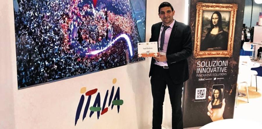 Le Soluzioni Innovative a Dubai – ATM Dubai 2017