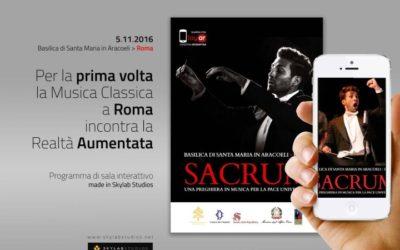 Sacrum, Musica e Innovazione