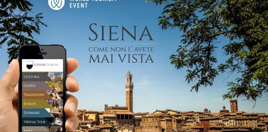 World Tourism Event Siena 2017