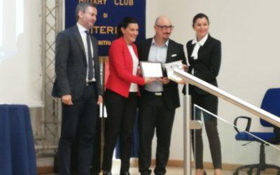 Skylab Studios premiata dal Rotary Club