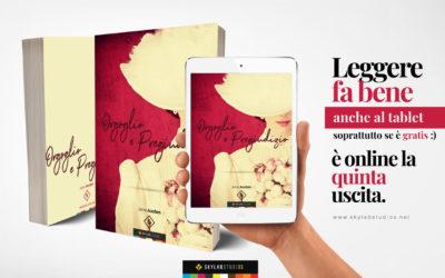 Quinta Uscita: leggere fa bene anche al tablet
