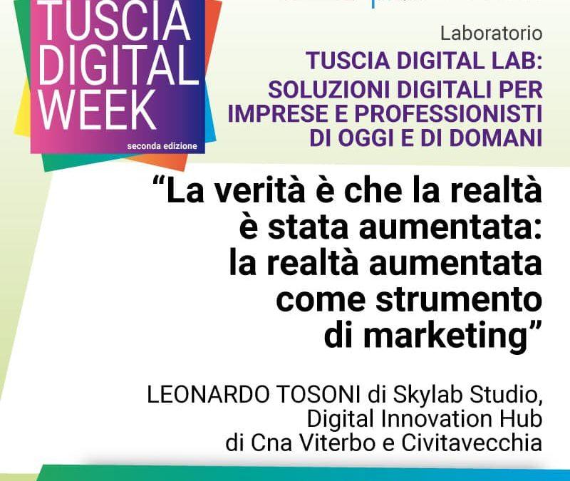 Skylab Studios alla Tuscia Digital Week