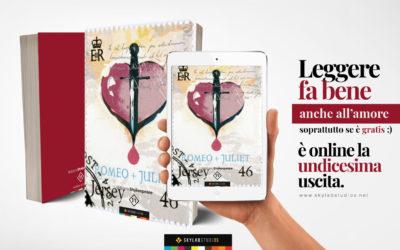 Undicesima Uscita: leggere fa bene anche al tablet