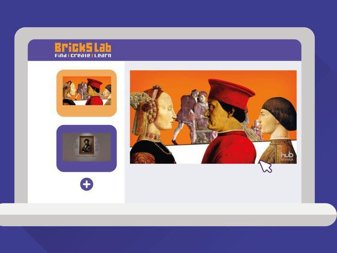 Arriva BricksLab, la piattaforma per la didattica a distanza
