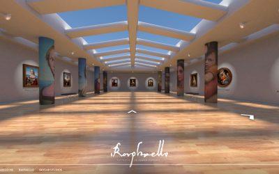Raffaello VR arriva sulla piattaforma BricksLab