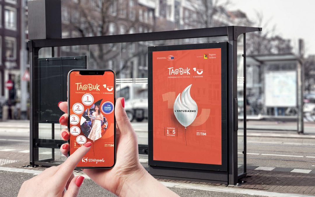 Taobuk 2020 in Realtà Aumentata