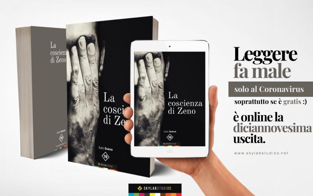 Diciannovesima Uscita: leggere fa bene anche al tablet