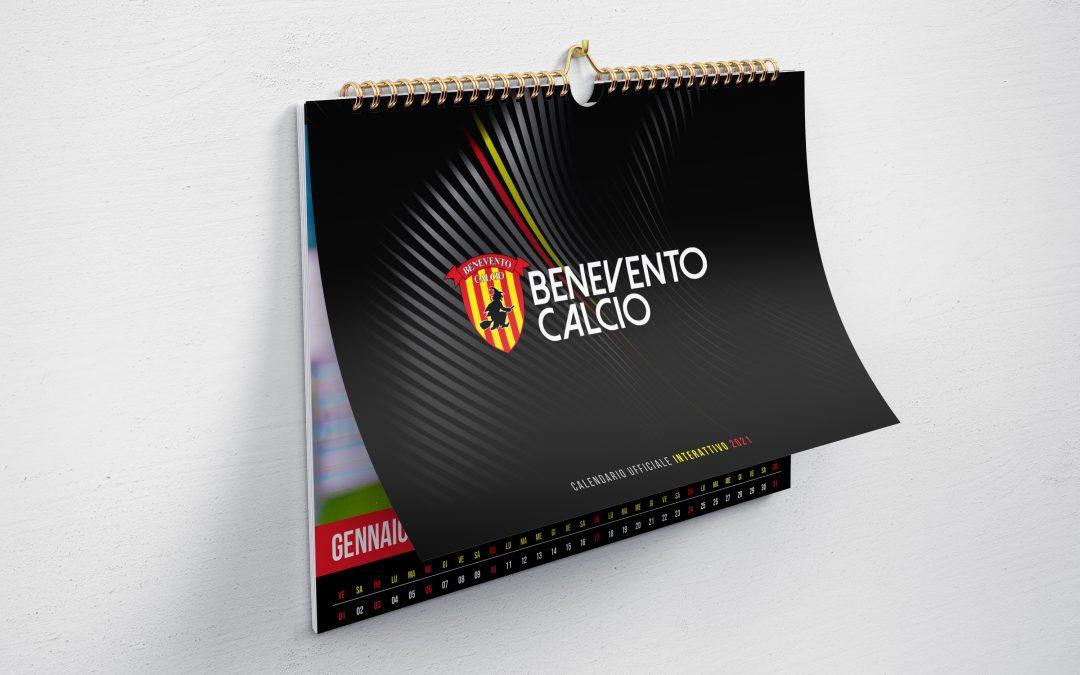 Il Calendario del Benevento in Realtà Aumentata