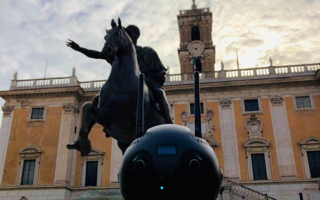 I Musei Capitolini in Realtà Virtuale