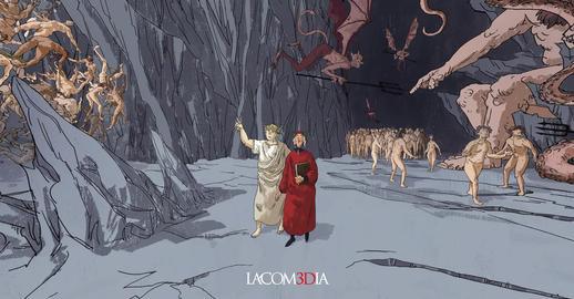 La Com3dia: il virtual tour che celebra Dante
