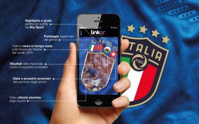 Tifa la Nazionale Italiana in Realtà Aumentata