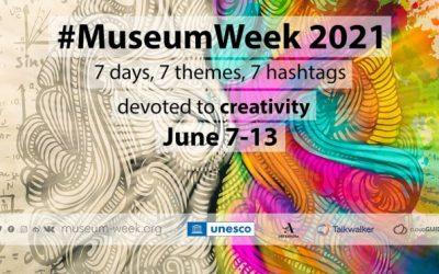 Museum Week 2021 con Skylab Studios