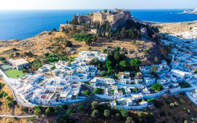 Un volo in Grecia in Realtà Virtuale