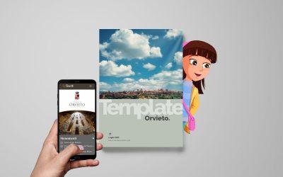 Template: un magazine tutto innovativo