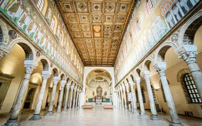 A spasso tra mosaici bizantini e Divina Commedia