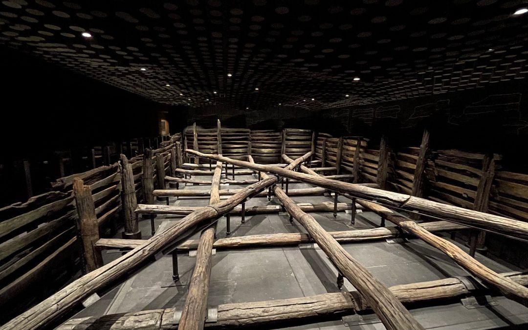 Innovazione al Museo della Vasca Votiva